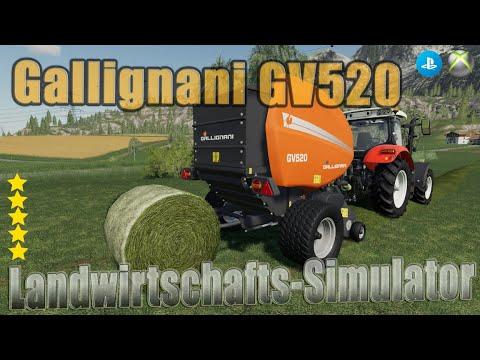 Gallignani GV520 v1.0.0.0