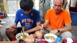 Vietnam Travel- Hanoi Street Food