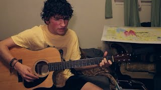 """My """"Lucky Three"""" style cover of Elliott Smith's song """"Between the Bars""""."""