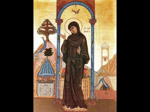 Saint Rafka Hymn