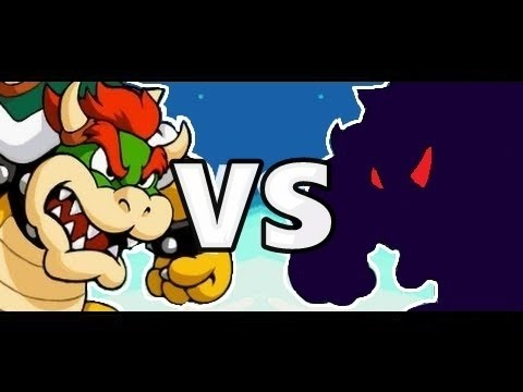 Mario & Luigi: Bowser's Inside Story - Final Battle [no damage]