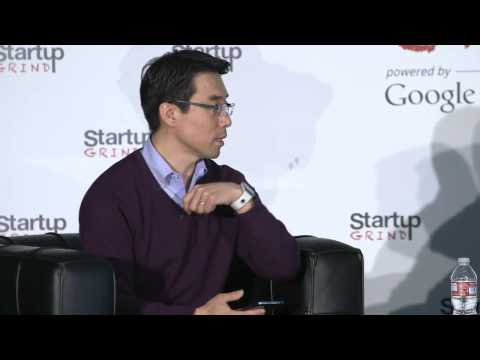 David Eun (Samsung Innovation Center) at Startup Grind 2014