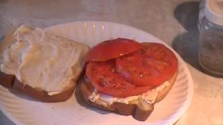 Building A Tomato Sandwich 7 14 12