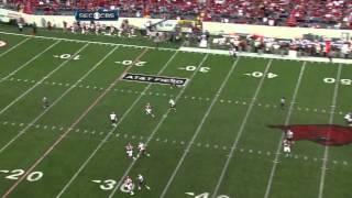 Tyler Wilson vs Mississippi State (2011)
