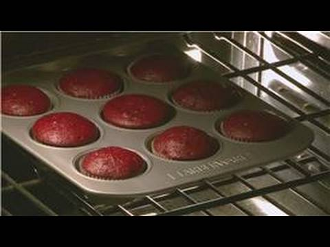 Cake Recipes : How to Make Red Velvet Cupcakes