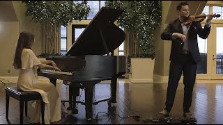 All of Me - John Legend   Rob Landes and Aubry Anne (Violin and Piano Cover)