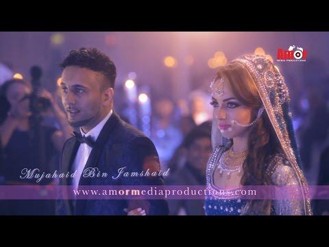 UK's Largest Pakistani Wedding Video featuring Rahat |  Asian Wedding Videos | Muslim Wedding