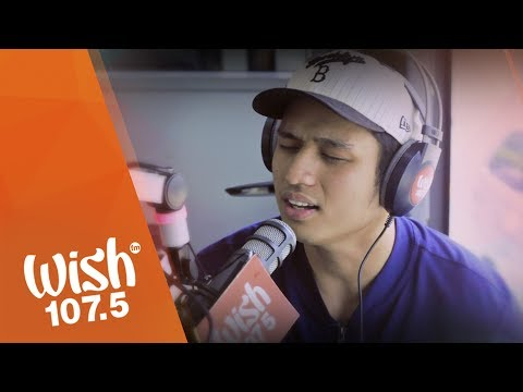 "Michael Pangilinan Sings ""Your Love"" (Dolce Amore OST) LIVE On Wish 107.5 Bus"