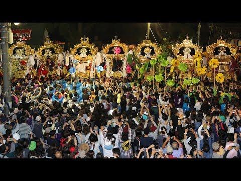高砂神社の秋祭り本宮