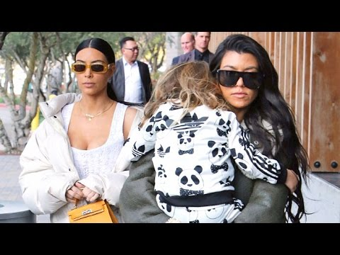 Kim And Kourtney Kardashian Celebrate Late Father Robert Kardashian's Birthday