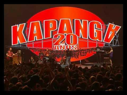 Kapanga video Cumpleaños feliz - Luna Park 2015 - 20 Años