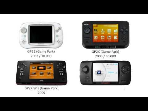 handheld console - Chronological order: 1979: MicroVision (MB) 1980: Game & Watch (Nintendo) 1989: Lynx (Atari) 1989: Game Boy (Nintendo) 1990: Gamate (Bit Corp) 1990: TurboExp...