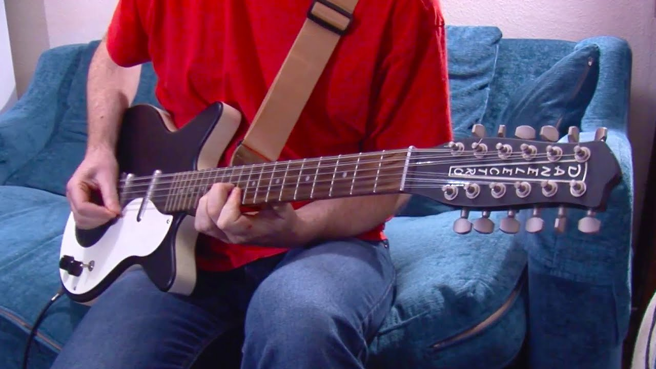 Twelve Classic 12-string Guitar Songs Everyone Forgets About!