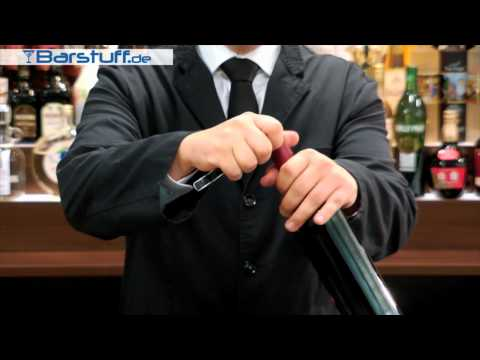 Kellnermesser (Tutorial)