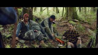 FUNNY SCENE: Hunt for the Wilderpeople (2016) - Baba ghanoush scene