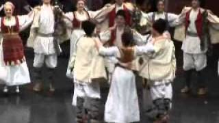 Academy of Serbian Folk Dancing Miroslav Bata Marcetic, International Concert