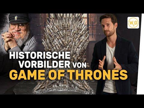 Game of Thrones: Die historischen Vorbilder