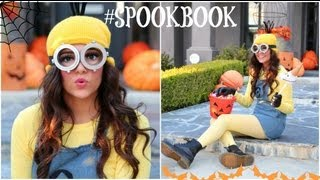 DIY Despicable Me Minion Costume + Makeup!