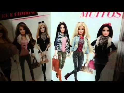 Review Barbie Style Deluxe doll Barbie