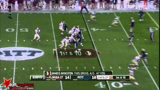 Rashad Greene vs Pittsburgh (2013)