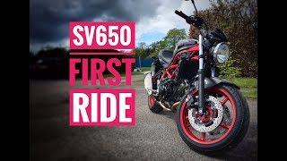 1. 2018 Suzuki SV650 Review