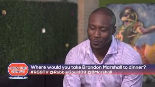RG9TV Rapid Fire with Chicago Bears' Brandon Marshall