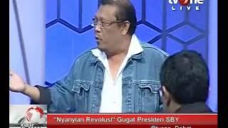 "Video Ruhut Sitompul Vs Eggi Sudjana ( ""Nyanyian Revolusi"" Gugat Presiden SBY ) MP3, 3GP, MP4, WEBM, AVI, FLV April 2017"
