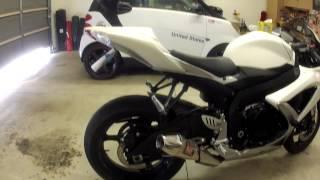 8. Spacep0d Motorbike Tour: 2009 Suzuki GSX-R 750