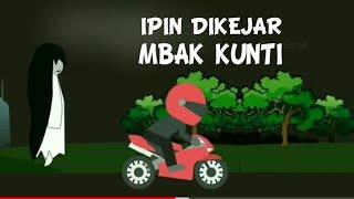 Video Ipin dikejar Kuntilanak MP3, 3GP, MP4, WEBM, AVI, FLV November 2018