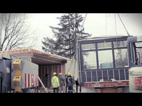 Toronto's first luxury prefabricated home – Toronto Real Estate