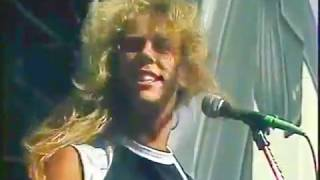 Video Metallica - For Whom the Bell Tolls (Day On The Green 1985) MP3, 3GP, MP4, WEBM, AVI, FLV Februari 2019