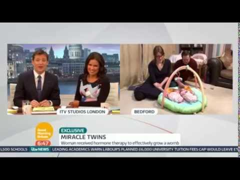 Hayley & Sam Haynes - Miracle Twins Live Interview
