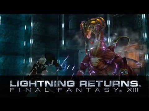 Square Enix is excited to release new in-game footage of LIGHTNING RETURNS™: FINAL FANTASY® XIII taken directly from the booth demo that will be at E3 2013.  The E3 DEMO GAMEPLAY video highlights a selection of gameplay footage from the newly revealed cit