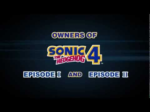 Sonic 4 - Episode Metal Lock On