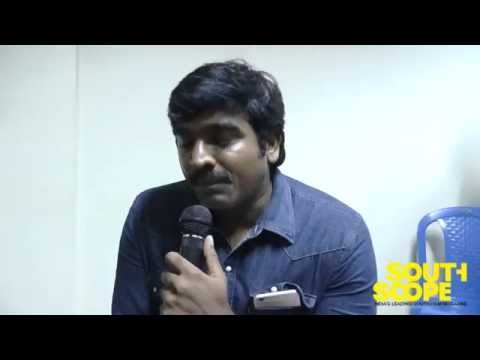 Actor Vijay Sethupathi opens up on what he liked about Dharmadurai