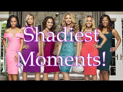 SHADIEST Moments of Real Housewives of Potomac: Season 4 Episode 17