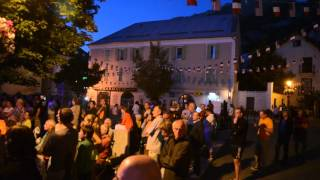 Jausiers France  city photos : Los Gringos and the Cowgirls, Jausiers, France, 28 July 2015