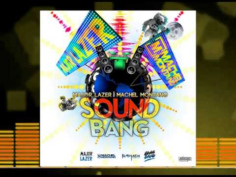 Major Lazer feat. Machel Montano - Sound Bang | Soca 2014 | Trinidad Carnival
