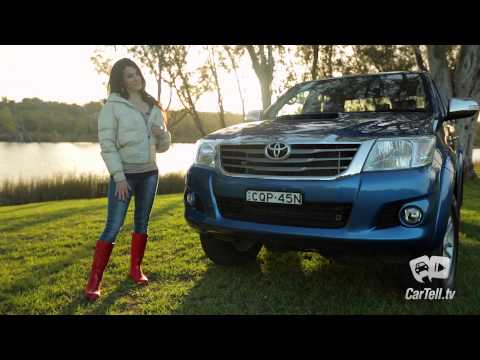 Toyota Hilux 2014 SR5 – Review