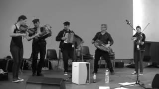 Les Pieds Plats & Duo Michel Breulles/Pierre Bertheau - La bourrée du Zinzin