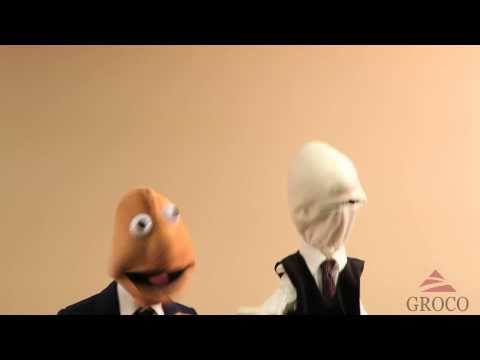 Accounting Joke Puppets