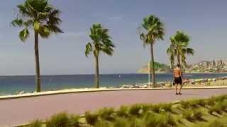 Benidorm Spain  city images : Benidorm SPAIN - Holiday Summer 2014