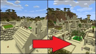 Nonton Let's Transform a Minecraft Desert Village! Film Subtitle Indonesia Streaming Movie Download