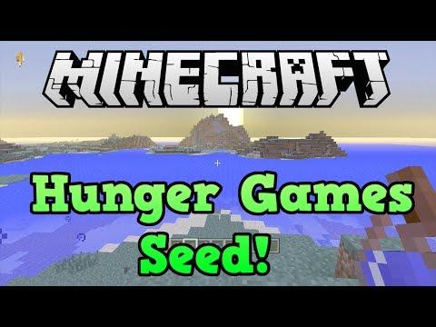 Minecraft Xbox PS Hunger Games Seed On YOUZEEKcom - Minecraft hunger games auf deutsch