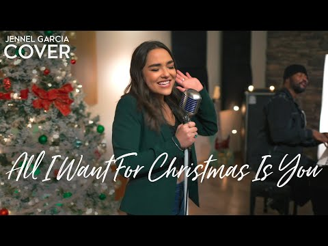 "Mariah Carey  ""All I Want For Christmas Is You"" Cover by Jennel Garcia"