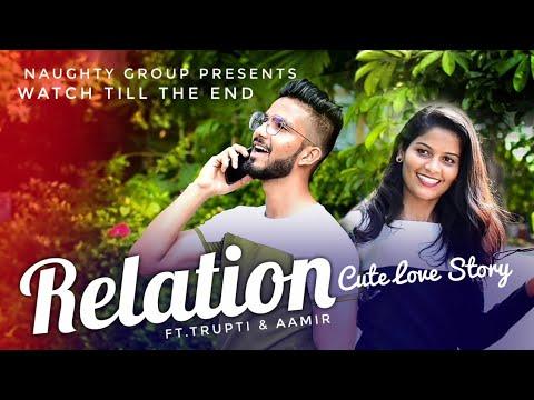 Relation - Tere Mere Rishte Nu Najar Na Lage |Nikk Ft.  Mahira Sharma | Naughty Group