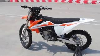 10. 2019 KTM 450 SX-F