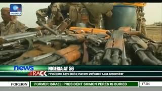Nigeria: President Says Boko Haram Defeated