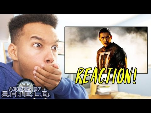 """Agents of SHIELD Season 4 Episode 4 """"Let Me Stand Next to Your Fire"""" REACTION!"""