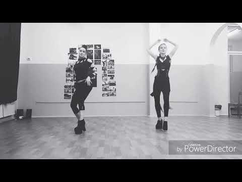 G-Eazy &Hasley - him , choreography by Katrina  (Lady dance)